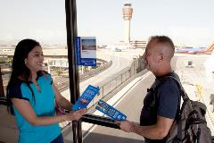 Sky Harbor offers a fitness trail in Terminal 4.