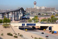 Phoenix Sky Harbor International Airport - Exterior from the East
