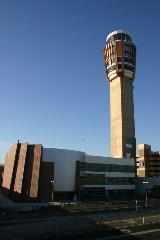 The tower at Phoenix Sky Harbor International Airport