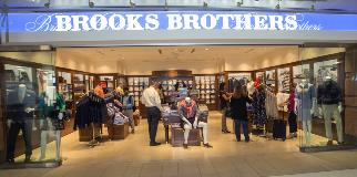 Terminal 4 Shop Brooks Brothers in gate range A1-A14