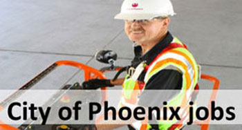 City of Phoenix jobs