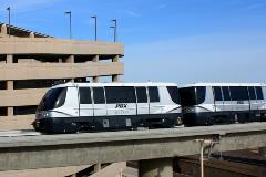 PHX Sky Train at East Economy