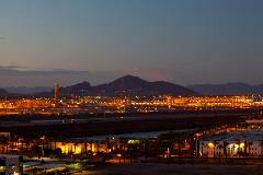 PHX and Camelback Mountain