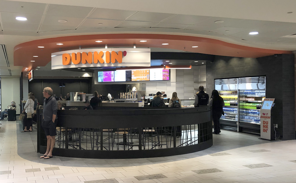 Dunkin' has more than doughnuts: From great-tasting snacks to coffee and refreshments for all tastes, Dunkin' has you covered.