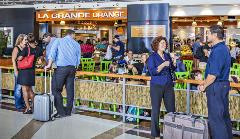Treat yourself to great food and a friendly café at La Grande Orange (LGO). Its easygoing counter-service option for pizza, sandwiches, salads and baked goods and coffee will have you craving for more visits.