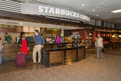 In addition to roasting and serving high-quality whole-bean coffees, Starbucks also offers a selection of premium teas, fine pastries and a host of other delectable treats.