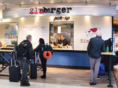 Zinburger has a perfectly grilled, juicy burger and a cold, creamy milkshake waiting for you. Treat yourself to a Zinfully indulgent experience at Zinburger.