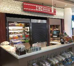 This is a grab and go version of the popular Zinc Brasserie full restaurant, which serves tasty salads, sandwiches, packaged snacks and specialty desserts.