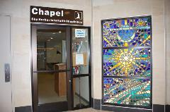 The Airport Chapel is located in Terminal 4.