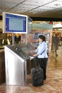 Passenger paging is available at Phoenix Sky Harbor International Airport.