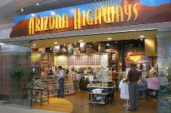 Arizona Highways offers unique gifts and last-minute items for your trip.